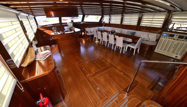 Lycian Queen Charter Yacht - 5