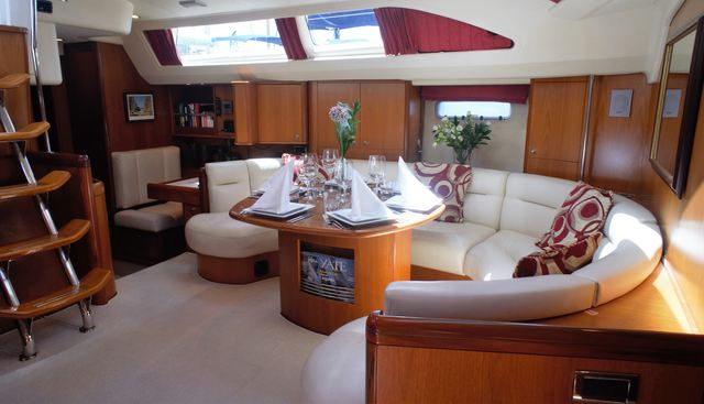 Independence Of Herm Charter Yacht - 6