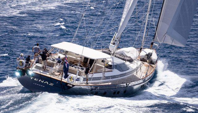 Tenaz Charter Yacht - 4