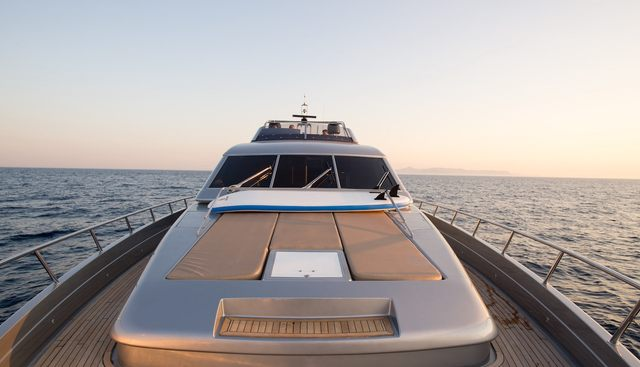 Johnny Handsome Charter Yacht - 2