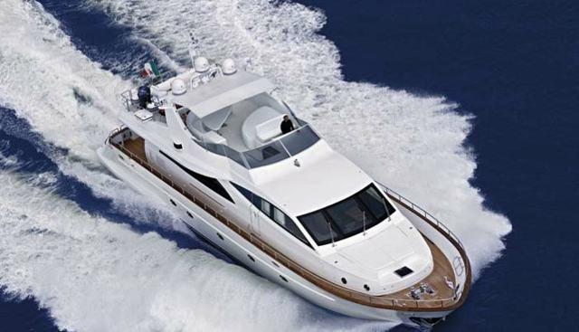 Falcon 90 Charter Yacht