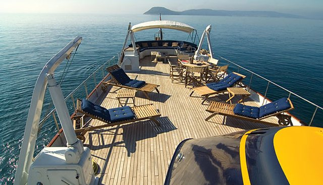 Le Mirage Charter Yacht - 2