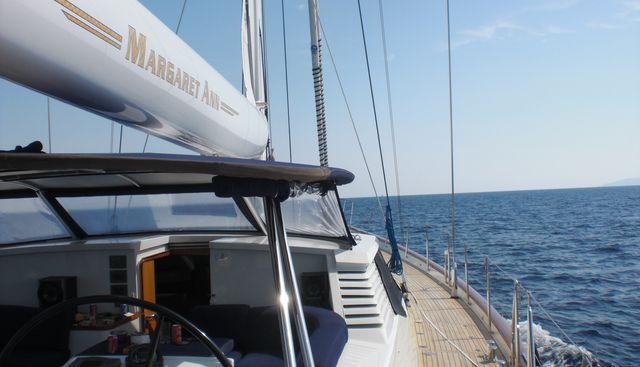 Margaret Ann Charter Yacht - 3