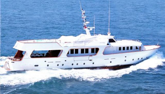 Last One Charter Yacht