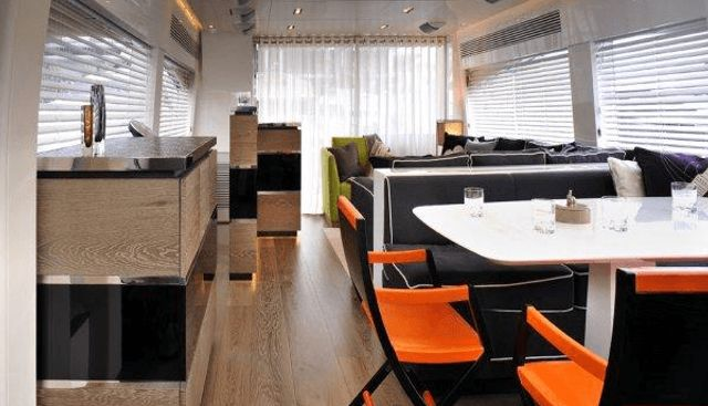 Black Diamond Charter Yacht - 4