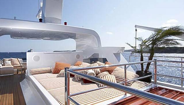 Life Saga Charter Yacht - 3