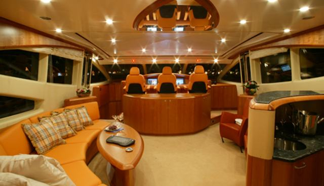 Where the Dreams have no End Charter Yacht - 6