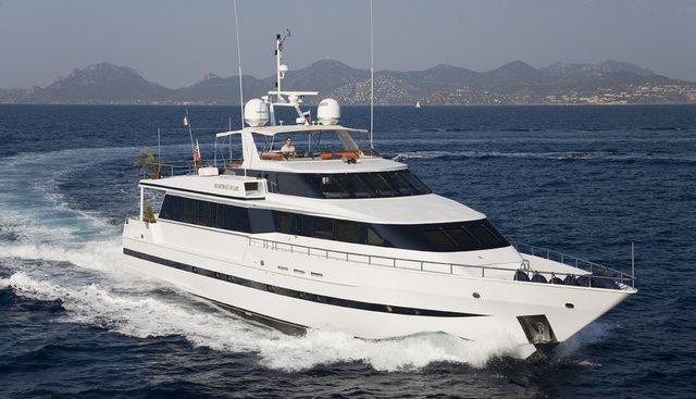 Heartbeat Of Life Charter Yacht
