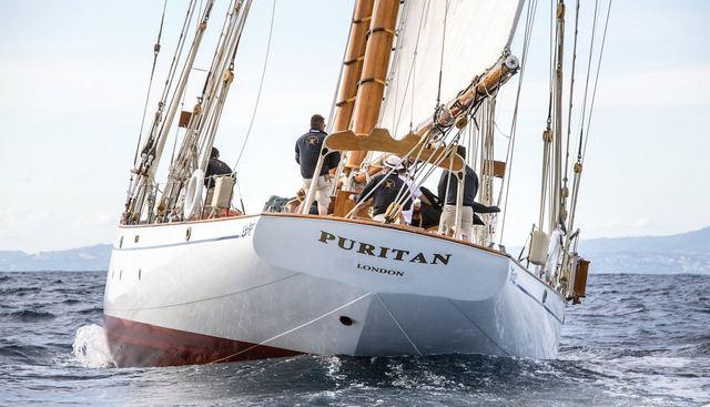 Puritan Charter Yacht - 5