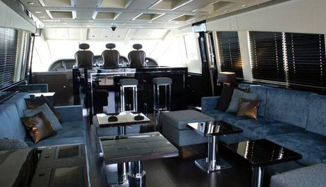 Leopard of Dubai II Charter Yacht - 5