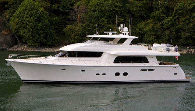 Now or Never Charter Yacht