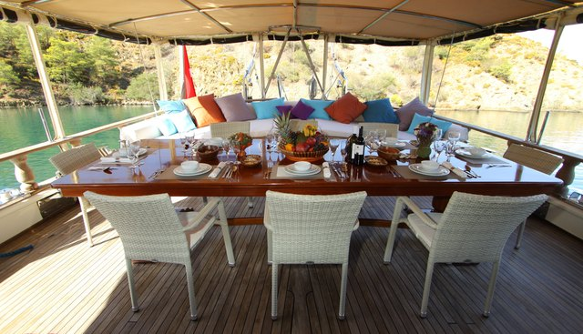 Prenses Lila Charter Yacht - 5