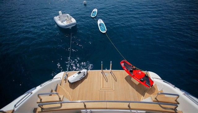Soho Charter Yacht - 5