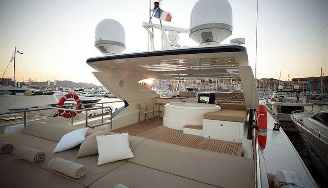 Mayama 37m Charter Yacht - 7
