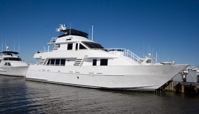 Jenny Lynne Charter Yacht