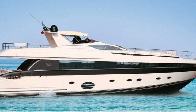 Solange Charter Yacht - 8