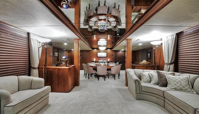 Aga 6 Charter Yacht - 5