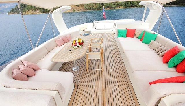Irdode Charter Yacht - 4