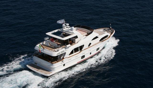 Cuff Link Charter Yacht - 5
