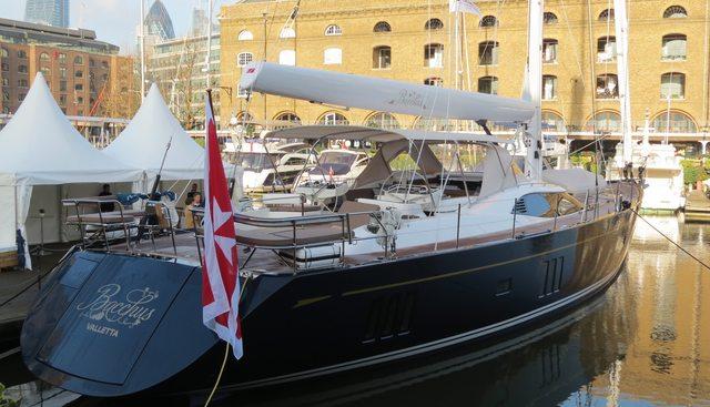 Bacchus Charter Yacht - 2