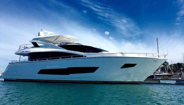 Lady Anna II Charter Yacht - 2