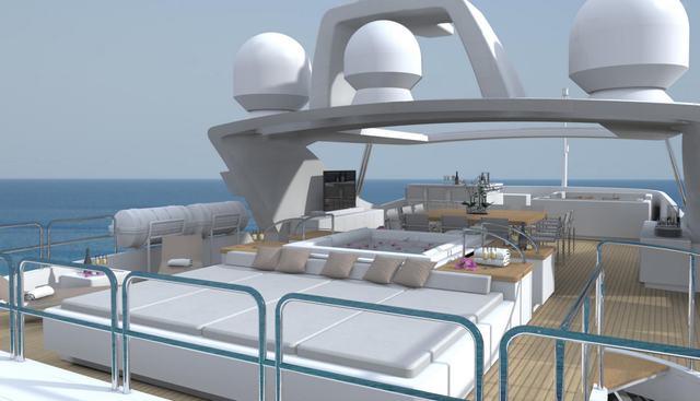 Q95 Charter Yacht - 2