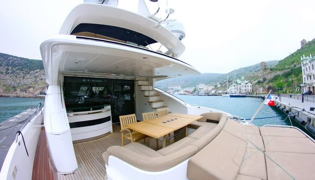 Agave Charter Yacht - 8