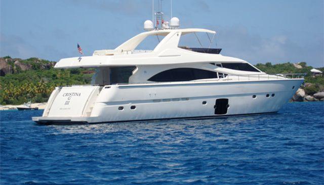 Kakao Charter Yacht
