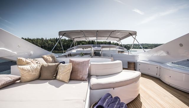 Queen of Sheba Charter Yacht - 7
