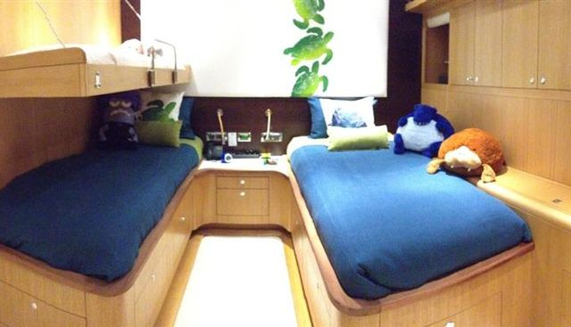 The Big Blue Charter Yacht - 7