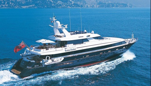 Astra Ultima Charter Yacht - 4