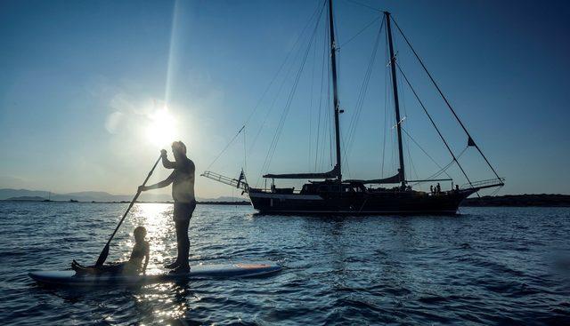 Entre Cielos Charter Yacht - 3