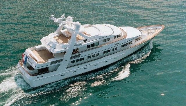 Corinthian Charter Yacht - 2