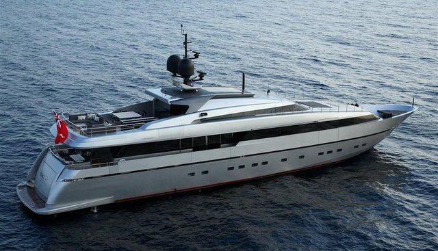 Bliss Easy Charter Yacht