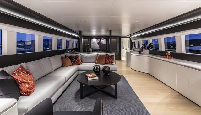 Project Steel Charter Yacht - 6