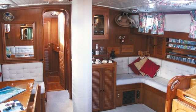 High Aspect Charter Yacht - 6