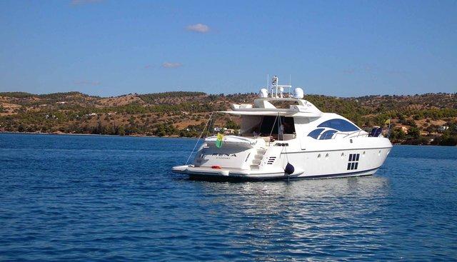 Vanilla Charter Yacht - 4