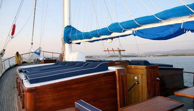 Perla Charter Yacht - 5