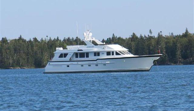 Cherokee Charter Yacht - 2