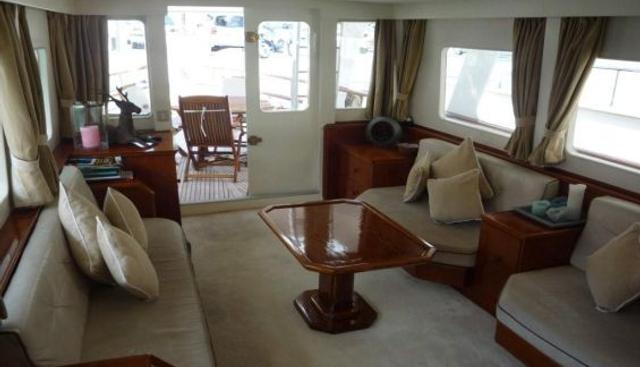 Sealord Charter Yacht - 4