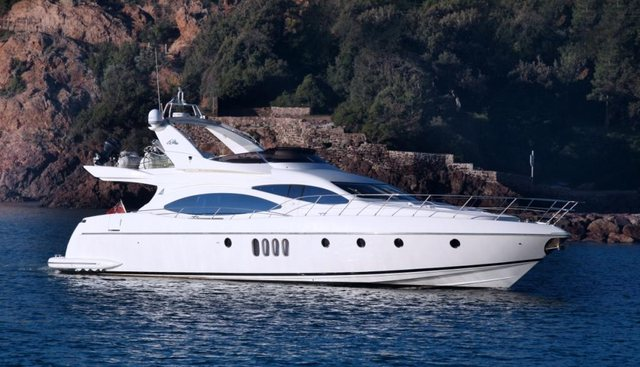 Princess Sissi Charter Yacht