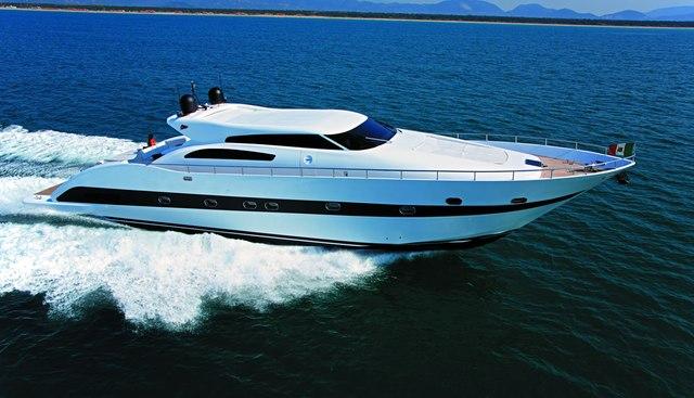 Maracanà Charter Yacht