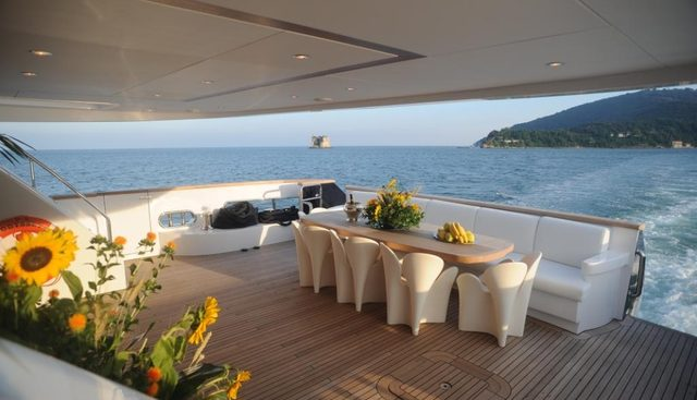 Michka V Charter Yacht - 5