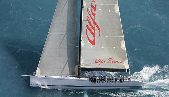 Esimit Europa II Charter Yacht