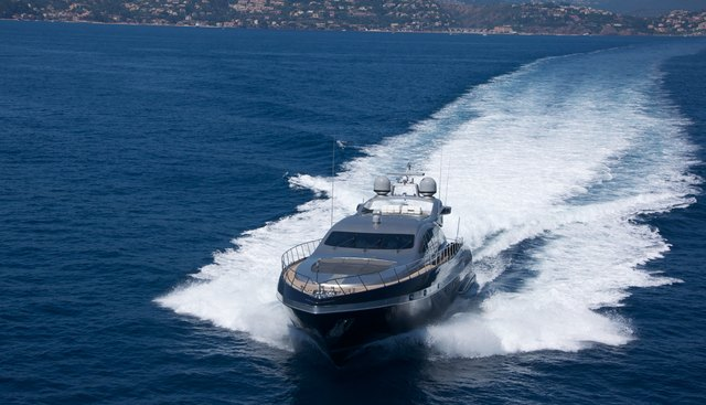 Something About Meri Charter Yacht - 2