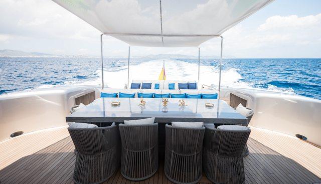 Blue Jay Charter Yacht - 5