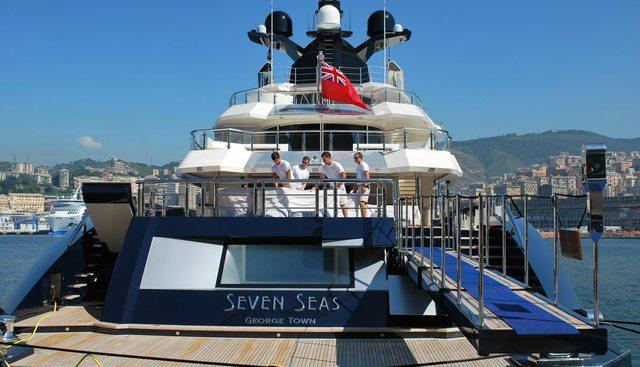 Seven Seas Charter Yacht - 4