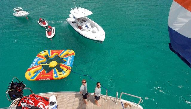 Dona Lola Charter Yacht - 4
