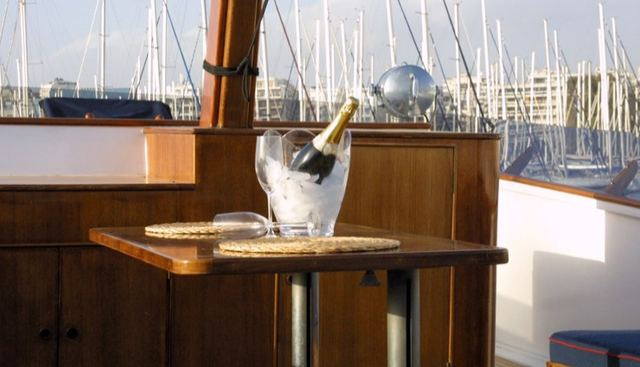 Hercule Poirot Charter Yacht - 3