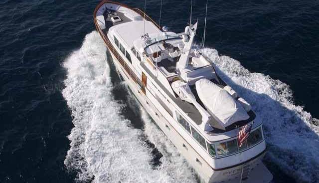 Pyewacket Charter Yacht - 5